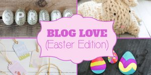 Blog Love #6 – Best Craft Blogs from Around the Web (Easter Edition)