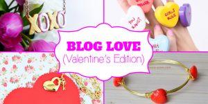 Blog Love #5 – Best Craft Blogs from Around the Web (Valentine's Edition)