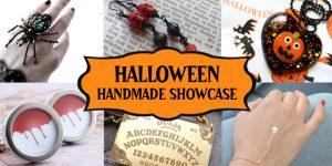 Halloween Handmade Showcase