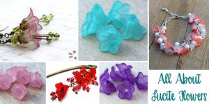 Inspiration: Lucite Flowers