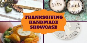 Thanksgiving Handmade Showcase