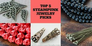 Top 5 Picks for Steampunk Jewelry