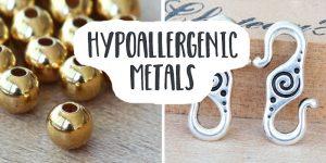 Hypoallergenic Metals for Sensitive Skin