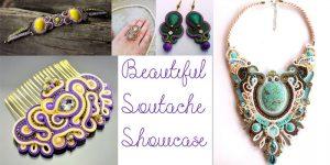 Beautiful Soutache Showcase