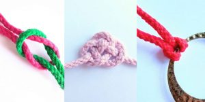 7 Most Popular Knots Used in Jewelry-Making