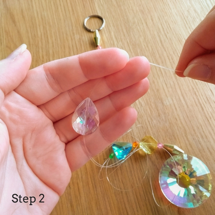 How To Make A Beaded Suncatcher Golden Age Beads