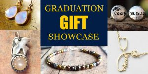 Graduation Gift Jewelry Showcase