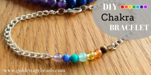 How to Make a 7 Chakra Bracelet (2 Ways)