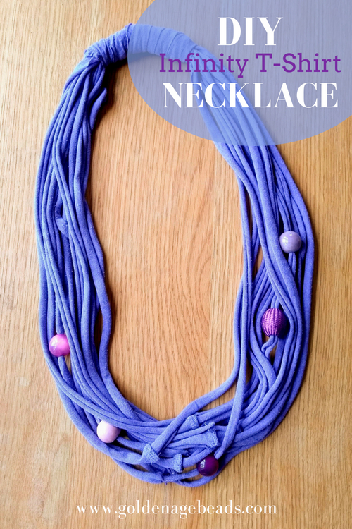 tee shirt necklace