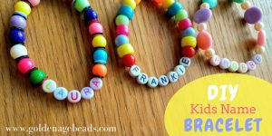 Kid's Name Bracelet Project