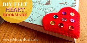 HeartFelt Bookmark Project!
