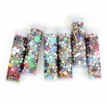 Party in a Tube Bead Mix, Various Sizes and Shapes, 6 Inch Tube
