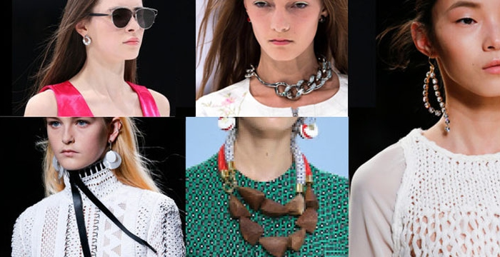 Spring Summer 2015 Jewelry Trends