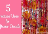 5 Creative Uses for Leftover Beads