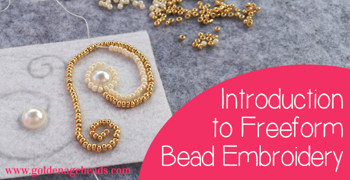 Introduction to Freeform Bead Embroidery