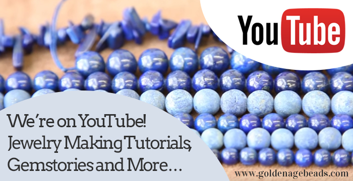 Golden Age Beads on YouTube