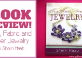 Felt, Fabric and Fiber Jewelry by Sherri Haab – Book Review