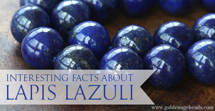 The Lapis Lazuli Gemstone – Interesting Facts
