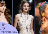Spring / Summer 2016 Jewelry Trends