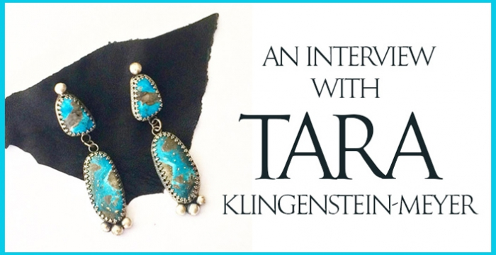 Interview with a Jewelry Designer: Tara Klingenstein-Meyer