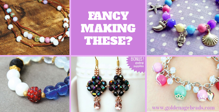 New Product Launch – Jewelry Making Kits!
