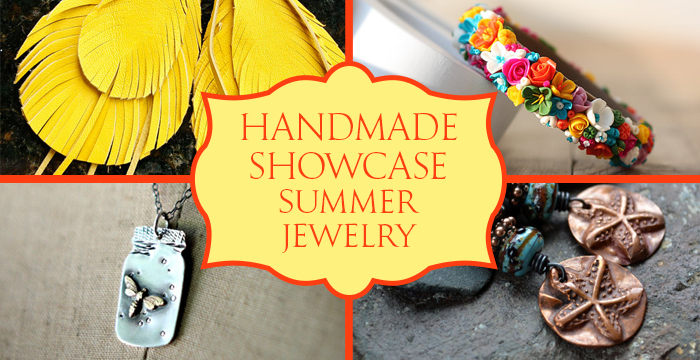 Handmade Showcase – Summer Jewelry