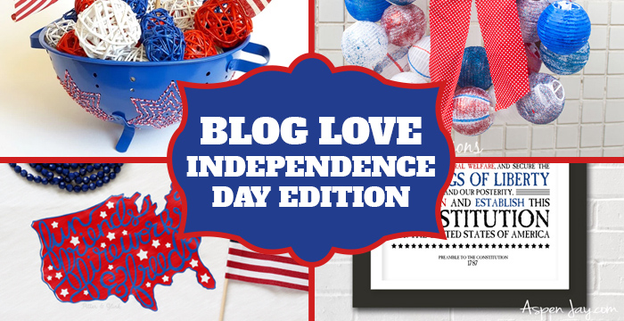 Blog Love #7 – Best Craft Blog Reads (Independence Day Edition)