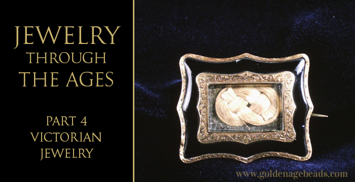 Jewelry Through The Ages (Part 4) – Victorian Jewelry
