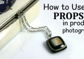 How to Use Props in Product Photos