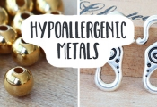 Hypoallergenic Metals for Sensitive Skin