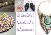 Beautiful Soutache Showcase