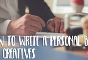 How to Write a Great Personal Bio - for Creatives