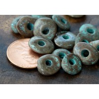10x8mm Cornflake Disk Metalized Ceramic ..