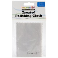 Treated Polishing Cloth