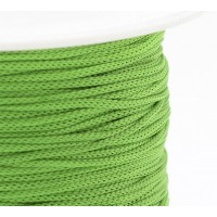 0.8mm Chinese Knotting Cord, Spring Green, 120 Meter Spool