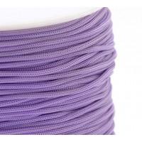 0.8mm Chinese Knotting Cord, Light Purple, 120 Meter Spool