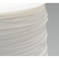 0.8mm Chinese Knotting Cord, White, 120 Meter Spool