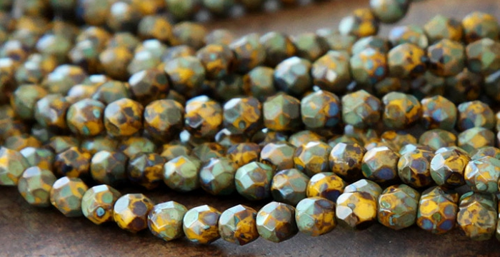 How Czech Glass Beads Are Made