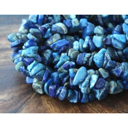 Lapis Lazuli Beads, Medium Chip
