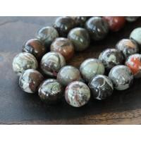 Ocean Jasper Beads, 10mm Round