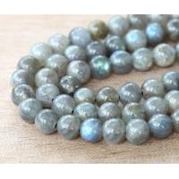Labradorite Beads, 6mm Round