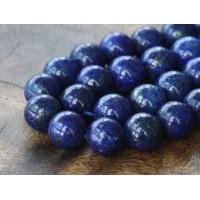 Lapis Lazuli Beads, 10mm Round