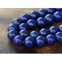 Lapis Lazuli Beads, 6mm Round
