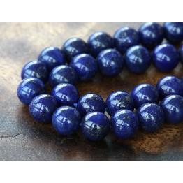 Lapis Lazuli Beads, 8mm Round
