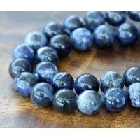 Sodalite Beads, 8mm Round