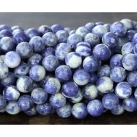 Sodalite Beads, 6mm Round