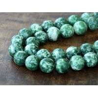 Tree Agate Beads, 10mm Round