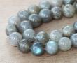 Labradorite Beads, 8mm Round
