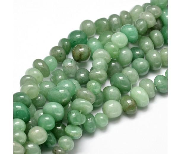 Green Aventurine, Medium Nugget