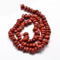Red Jasper Beads, Small Chip, 15 inch strand